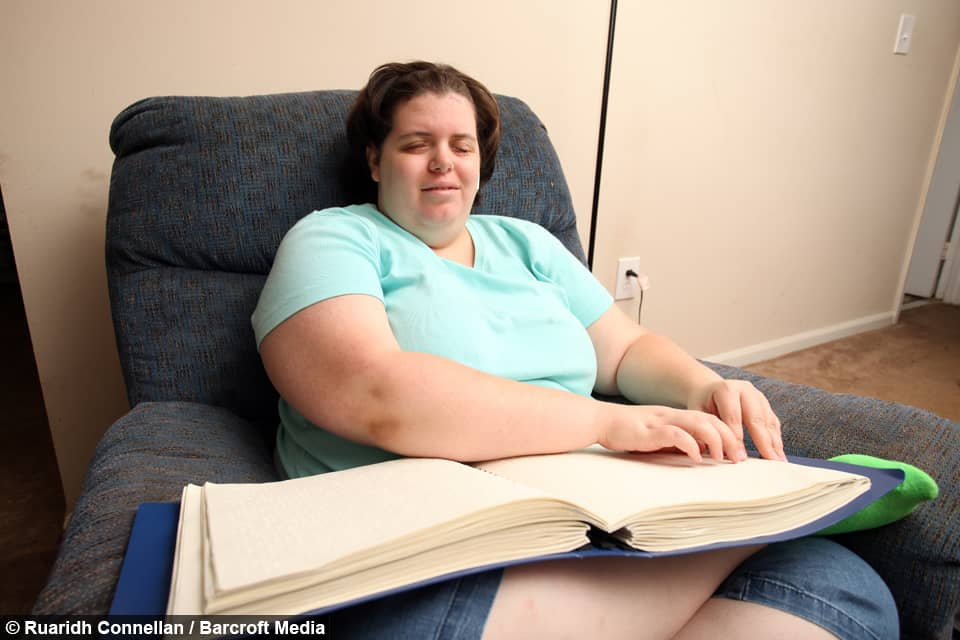 Woman dreams of becoming paralyzed