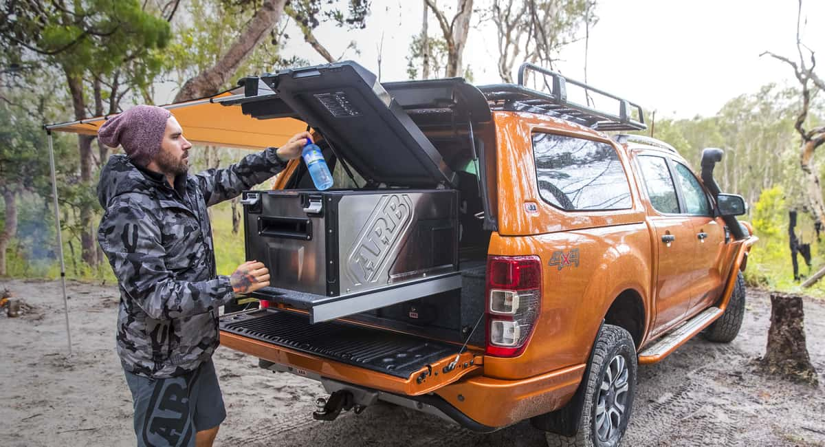 The 12v Fridge Is the Ideal Choice for Camping