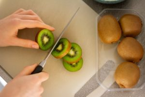 kiwi fruit sugar content