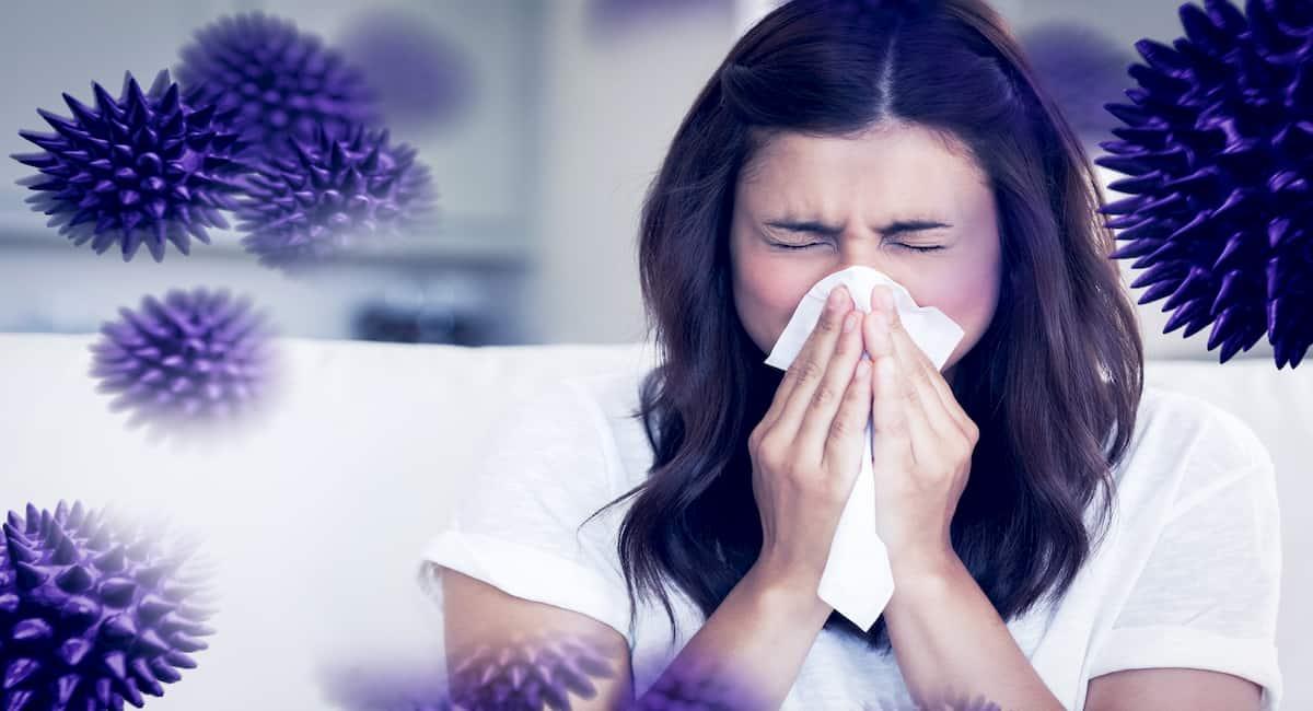 causes of weak immune system