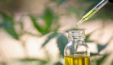 cbd oil vs tincture