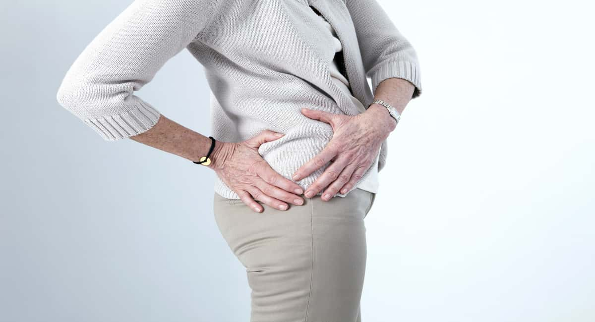 how to ease hip pain