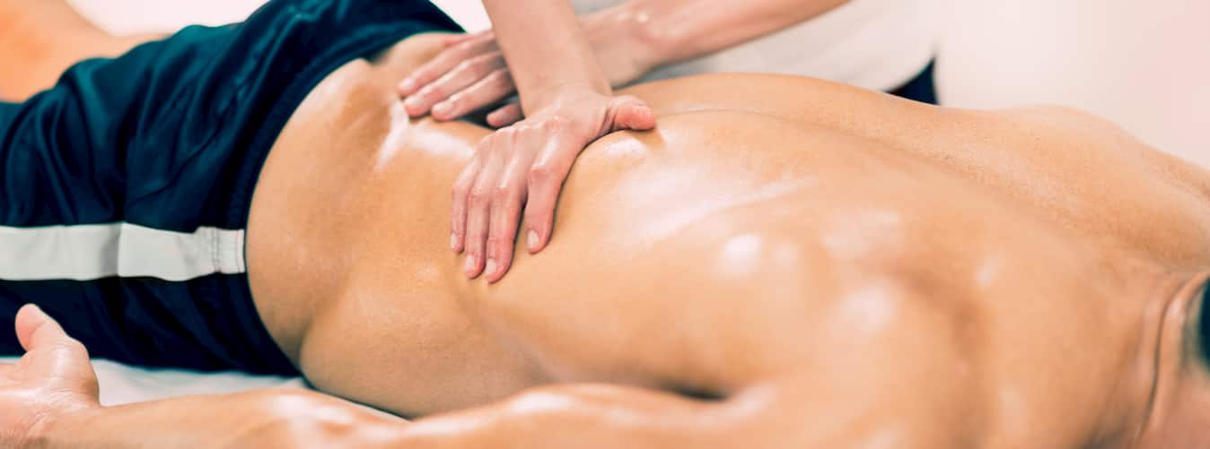 deep tissue massage what to expect