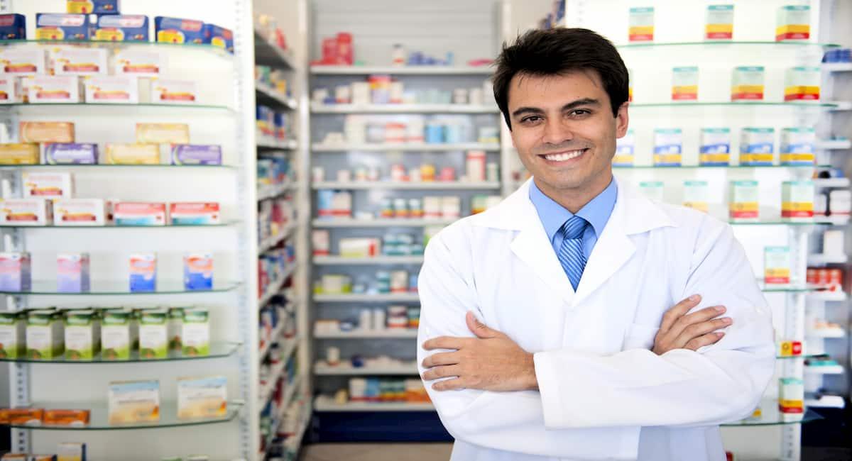 talk to a pharmacist