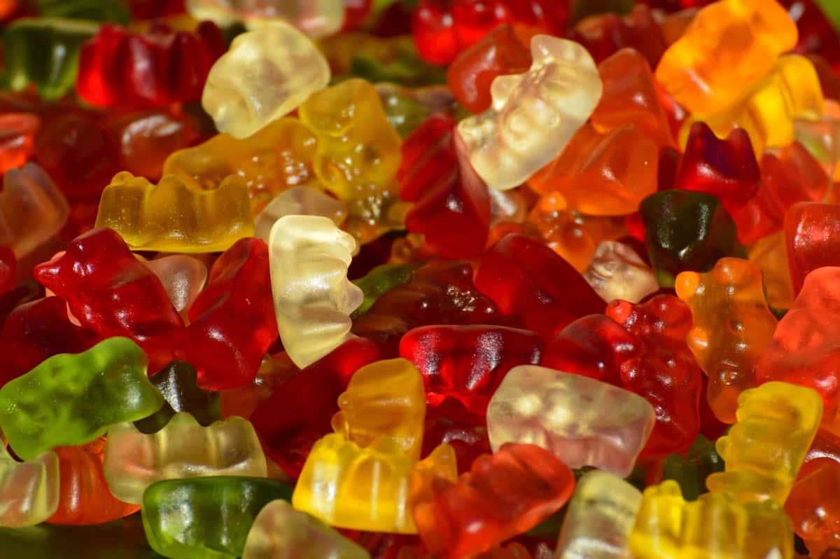 CBD gummies dosage
