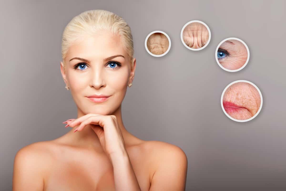 skin aging prevention