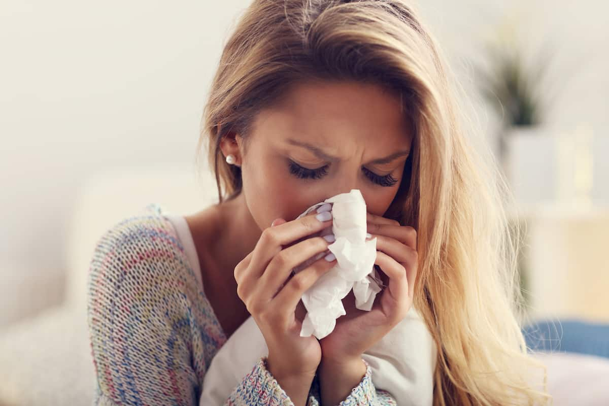 when to go to the doctor for a cold