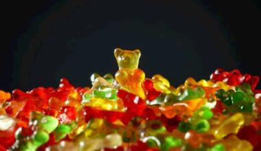 cannabis gummy bears
