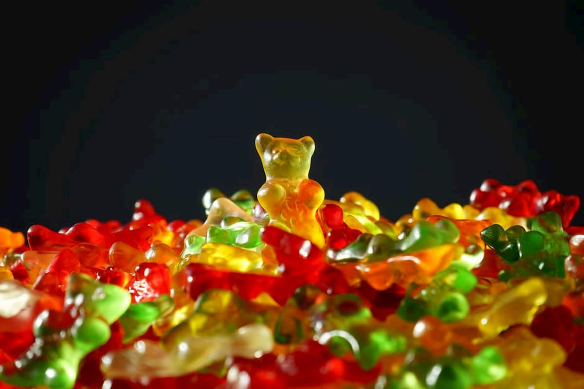 cannabis gummy bears