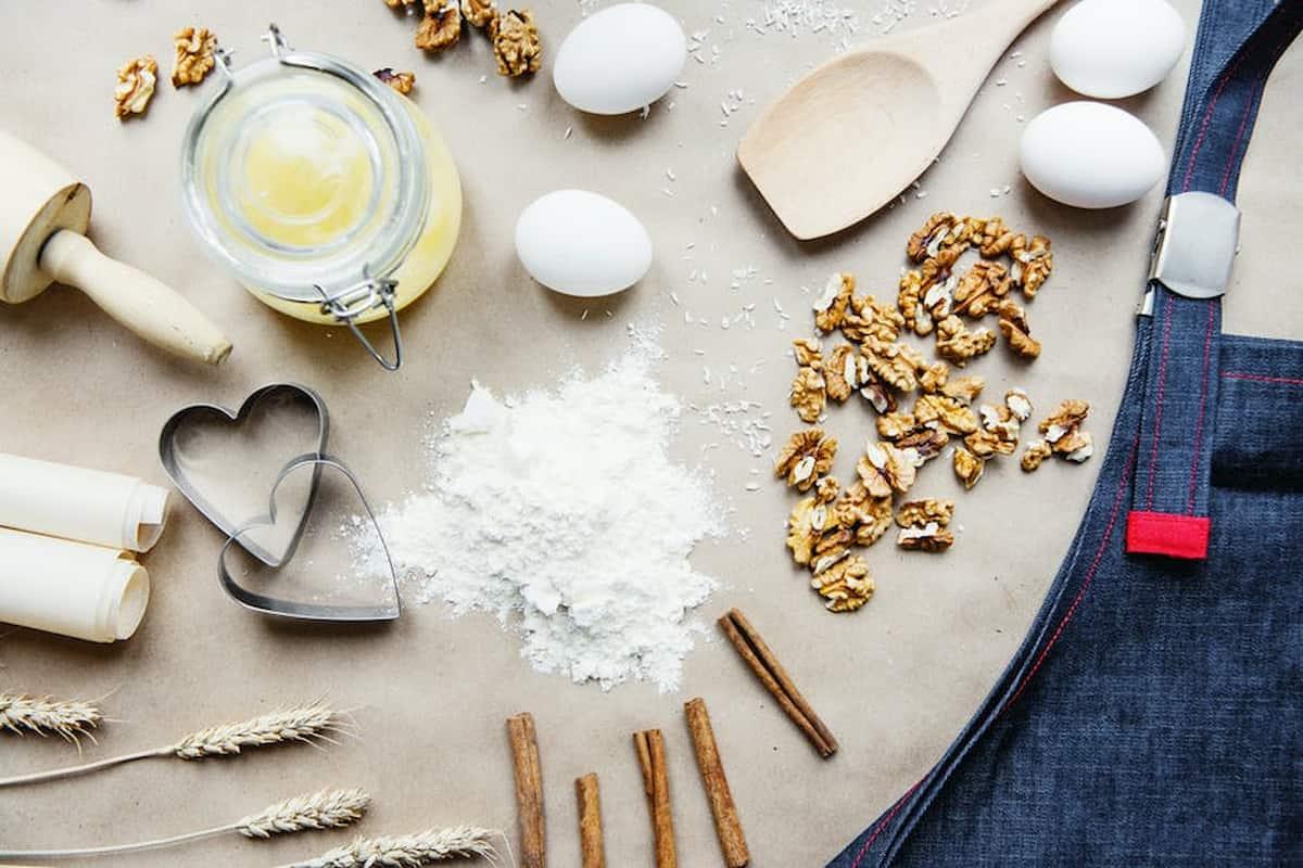 essential baking ingredients