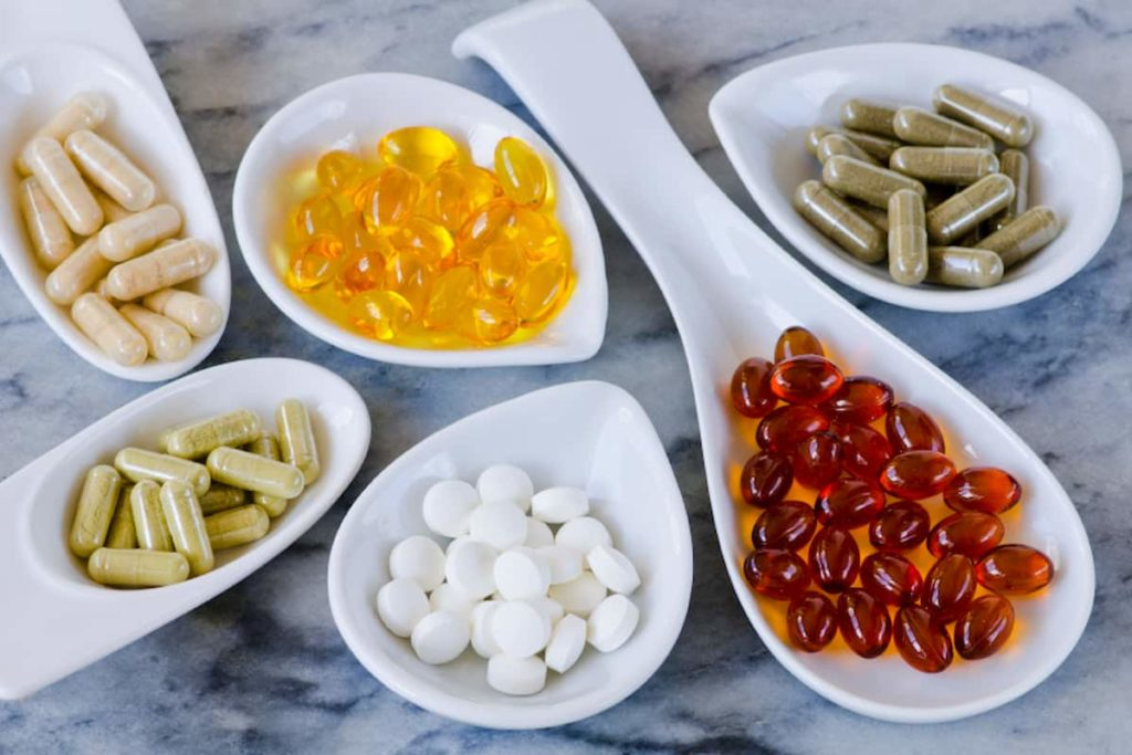 Take Prebiotic and Probiotic Supplements