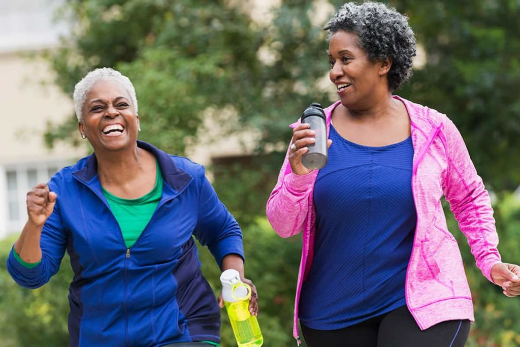 You Can Help Your Older Family Members Stay Fit