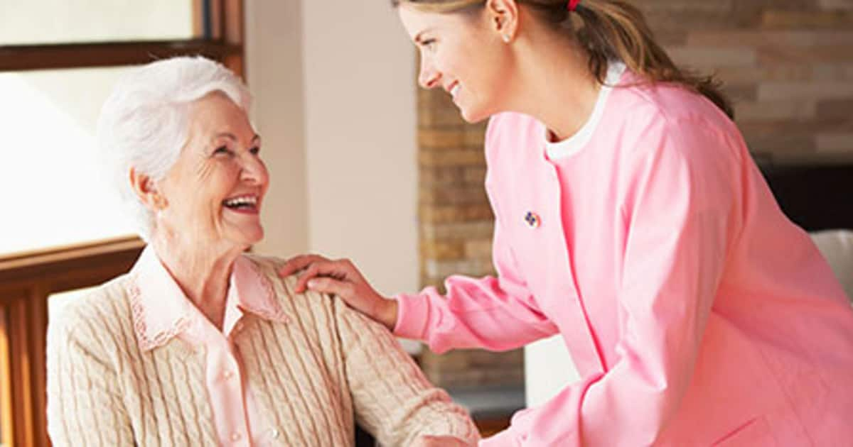 home care professional