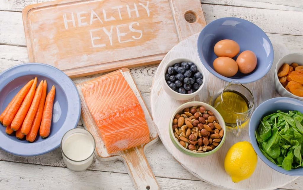 How to change eye color naturally with food - The final words