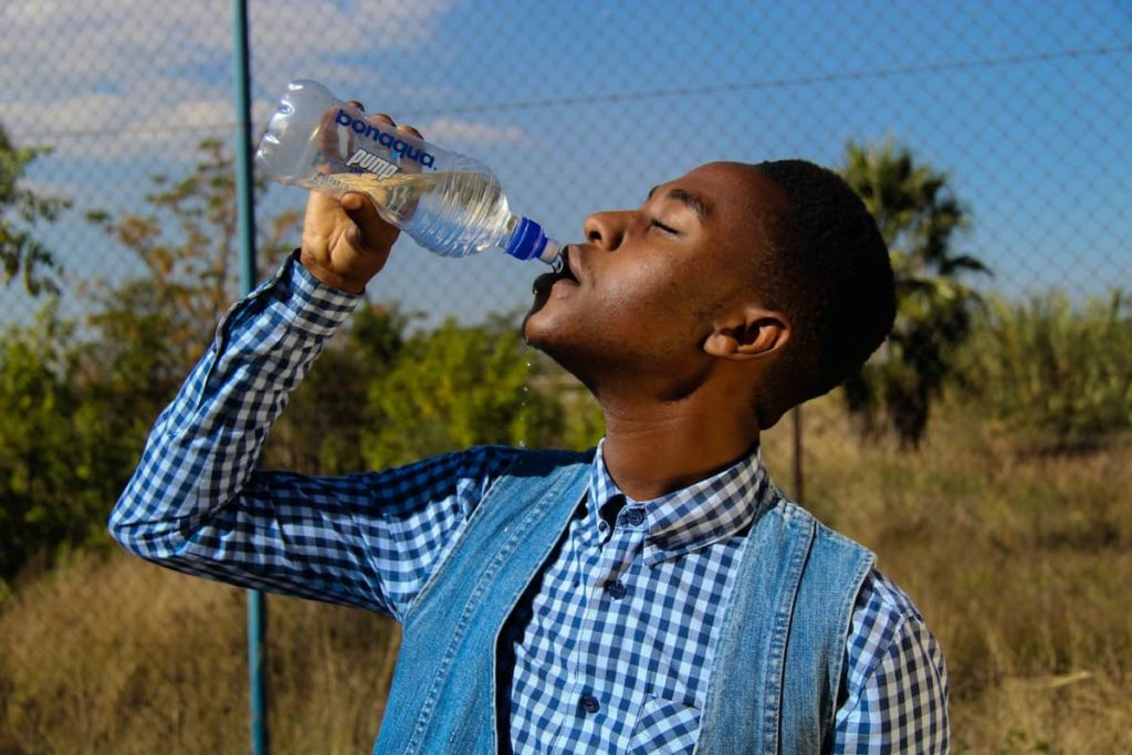 Increase Your Water Intake